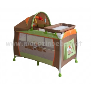 Бебешка кошара Dreamer 2 нива Plus - Bertoni - Lorelli