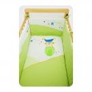 Спален комплект с вързанки Цирк - Chipolino