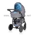 Бебешка комбинирана количка Стела 2 в 1 - Chipolino