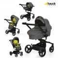Бебешка Комбинирана количка 3в1 TWISTER TRIO SET - HAUCK