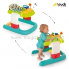 Бебешка Проходилка 2в1 WALKER STRIPE - HAUCK