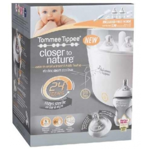 Електрически парен стерилизатор Advanced Tommee Tippee