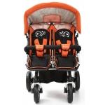 Бебешка комбинирана  количка за близнаци TWINS - Cangaroo
